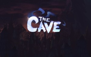 The Cave Title Screen