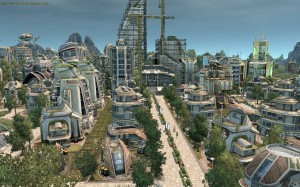 Anno 2070 screenshot