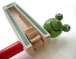 Nostalgic frog toy