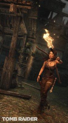 Tomb Raider Lara Croft, source: Tomb Raider official website